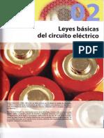 Leyes de circuitos eléctricos