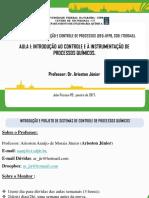 Aula_1_2_introdução a Controle e Instrumentação Industrial de Processos_2016_2