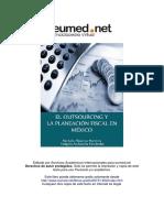 El Outsourcing y La Planeacion Fiscal en Mexico