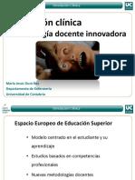 Mod1 La Simulacion Clinica Metodologia Docente Innovadora