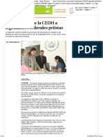 19-04-17 Denuncian Ante La CEDH a Legisladores Federales Priistas - Grupo Milenio
