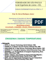 Criogenia(aula1)0sLiquidosCriogenicos