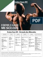 Treino – Fase 4 — Fórmula Dos Músculos