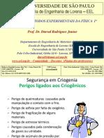Criogenia(aula3)SegurancaemCriogenia