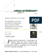 Force Of Nature -- The Wisdom of Holland -- 2009 04 05 -- Quebec -- NAFTA -- MODIFIED -- pdf -- 300 dpi.pdf