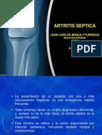 1.- ARTRITIS SEPTICA