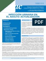 Infección Urinaria en El Adulto Actualización
