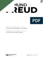 Clase 3 Freud Construcciones en Psicoanalisis