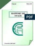 Rapport de Stage en Bureau Detude en Construction Metallique
