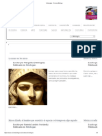 Mitologías - Revista Esfinge