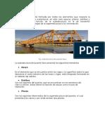 Caracteristicas de La Subestructura