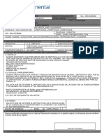 Hojarecr Br 00430452