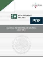 Manual de Identidad Gráfica de La PA