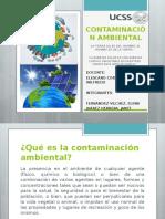 Contaminación-Ambiental Trabajo Herramientas