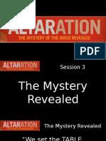 Altaration Session 3