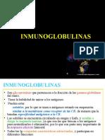2.- Estructura de Las Inmunoglobulinas