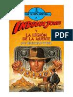Indiana Jones y La Legión de La Muerte - Richard Wenk