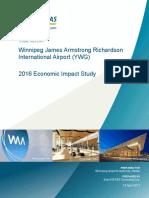 Winnipeg Airport Economy Report