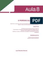 14262409052016Literatura de Lingua Inglesa I. Aula 8