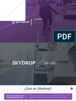 Skydrop Sales Brochure
