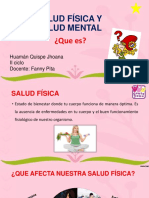 Salud física y mental