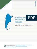 Informe Productivo Formosa