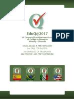 7° Congreso Virtual de Calidad en Educ. Virtual y a Distancia_20 al 30 de Abril 2017