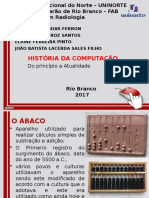 História Do Computador Final