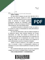 Fallo Carta Certificada Solo Chilexpress