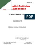 Cap.16 Ligações Soldadas(2015)