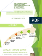 Función ejecutiva y calidad de vida en pacientes esquisofrenicos