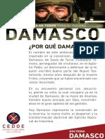resumen doctrina DAMASCO