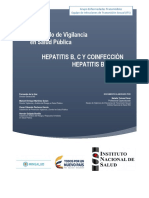 Pro Hepatitis b c y Delta