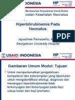 12. Neonatal Hyperbilirubinemia ID 22 Feb 06