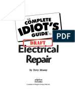 Idiots Guide to Electrical Repair