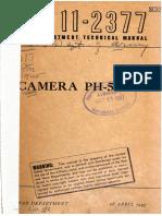 Tm11-2377 Camera Ph-503 Pf
