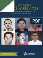 Suárez, Andrés Fernando - El Legado de Los Ausentes