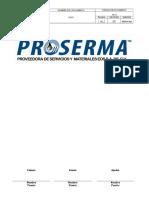 Procedimiento Para La Preparacion de Superficies Por Proyeccion de Particulas