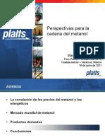 Methanol Outlook Por Platts