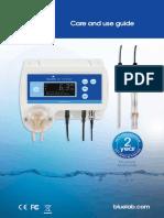 Bluelab PHController Manual ENG SEP16