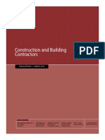 Taxes in Construction