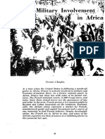 Francia en Africa, Military Review