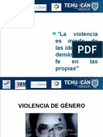 violencia..