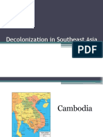 Decolonization in Southeast Asia