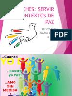 Afiches Paz