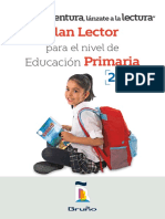 Editorial Bruno Catalogo Plan Lector 2017 Primaria