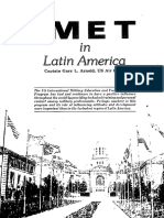 IMET en Latinoamérica, Military Review