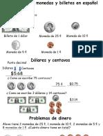 money word problems presentation