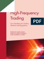 High Frequency Trading - Maureen O Mara