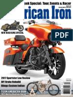 American Iron 347 - 2017 USA